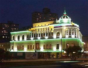Moscou restaurant PRAGA